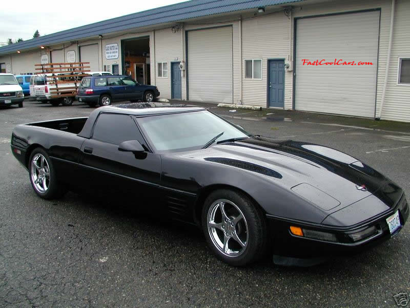 Free car desktop wallpaper on fast cool cars for Chevy truck with corvette motor
