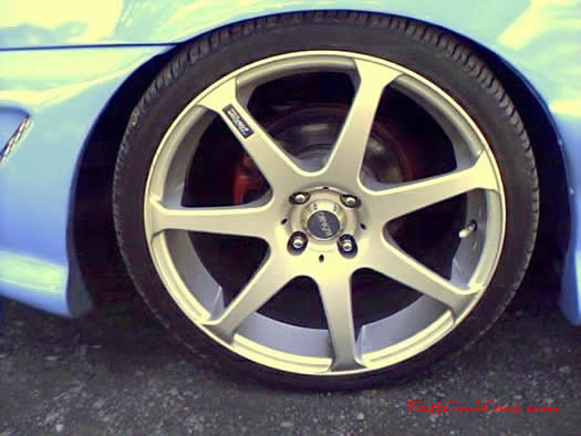 Chrome Wheels Polished Aluminum Spinners Wire Wheels Factory Rims - Cool rims for cars